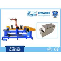 Quality Air Cabinet Robotic Spot Welding Machine With Wire Feeder / Start Control Panel wholesale