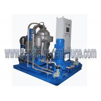 Quality Automatic Skid Mounted Type Centrifugal Mineral Fuel Oil Handling Separator System for 3-phase Separation wholesale
