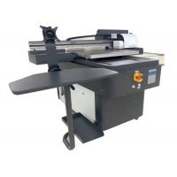 Buy cheap 60*90cm A3 Size LED Flatbed Printer For Wood / Glass / Case / T Shirt Printing from wholesalers