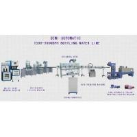 Quality Small Botted Water Filling Capping Machine 300-2000ml (XG(18-18-6)) (JM-04) wholesale