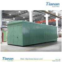 Quality 40.5kV High Voltage Compact Transformer Substation With 3 Phase wholesale