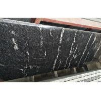 Quality Different Color Control Natural Stone Slabs Black Granite With White Vein Material wholesale