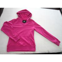Quality women pullover v-neck hoody wholesale