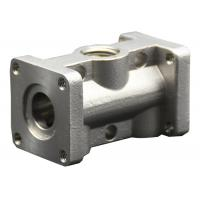Quality High Accuracy Die Casting Parts , Compact Aluminum Casting Parts 100% Tested wholesale