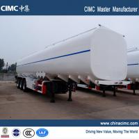 Quality 3 axles 60000 liters fuel tanker semitrailer wholesale
