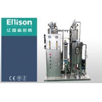 Quality Soft Drink Water Making Machine Two Tanks Carbonated Water Bottle Filling wholesale