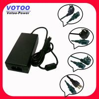 Quality LED 5VDC 60W AC DC Power Adapter / Power supply with ETL FCC Marks wholesale