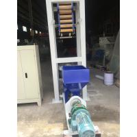 HDPE / LDPE / LLDPE Small Mini Film Blowing Machine Monolayer Blown Film Plant