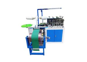 China Ultrasonic Automatic PE shoes cover making machine on sale
