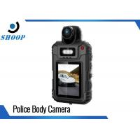 Quality Battery Powered Infrared Police Wearing Body Cameras With 6 IR Light wholesale