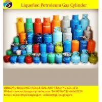 China cooking gas cylinder price, LPG gas cylinder price on sale