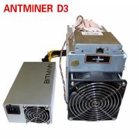 Quality Antminer D3 (19.3Gh) from Bitcoin Mining Device X11 algorithm hashrate of 19.3Gh/s wholesale