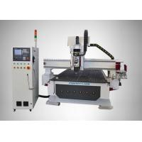 China 9kw Automatic Cnc Wood Carving Router Machine High Accuracy 15000mm/ Min Speed on sale