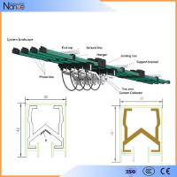 Quality 320A To 500A Conductor Rails , High Power Shrouded Bus Bar System wholesale
