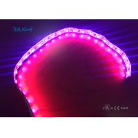 Quality Full color strip led 5050 waterproof IP65 flxible strip with UL listed wholesale