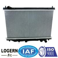 China Vehicle Cooling System Mazda 2 Radiator Replacement / 02-04 Mazda Demio Radiator on sale