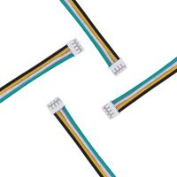 Quality Customized Terminal Wire Harness Cable with 1.0mm,1.25mm,1.27mm,2.0mm,2.54mm Pitch wholesale