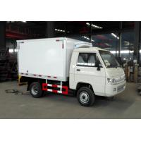 Quality 0.5Ton - 1Ton Forland Refrigerated Transport Trucks Small Capacity For Frozen Food wholesale
