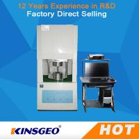 Quality No Rotor Rheometer Rubber Testing Machine For Rubber Abrasion Test wholesale