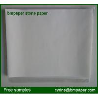 China Good quality stone paper on sale