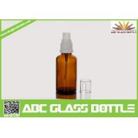 Cheap China Supplier  Big Sell 100ml Amber Glass Bottle Essential Oil Use for sale