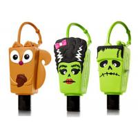 China Free Hand Sanitizer Samples with Glueing Hand Sanitizer Holder and Pet Bottle on sale