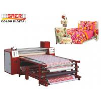 China Industrial Sublimation Fabric Printing Machine / Roll To Roll Heat Transfer Machine on sale