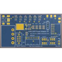 Cheap current limiting circuit flexible prototype pcb fabrication and assembly with RHOS, CE for sale
