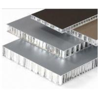 China Aluminum Honeycomb Core Sandwich Panel For Outdoors on sale
