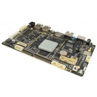 China 2GB 4GB RAM Mini Computer Board , EDP LVDS 10/100/1000M Ethernet Microcontroller Board on sale