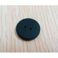 Quality Round two holes Laundry Tag, UHF Gen2 Laundry Tag, RFID Washing tag, High temperature wholesale