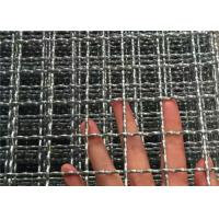 Quality Stainless Steel 304 And 316 Crimped Woven Wire Mesh Filtering Type Long Life wholesale