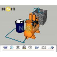 China Waste Oily Water Separator Marine , Dynamic Balance Industrial Oil Separator on sale