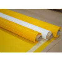 Cheap SS-PET140/32 Polyester Screen Printing Mesh For Ceramic Printing Acid Resistant for sale