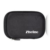 Quality Portable SSD Accessories HDD Case Bag Black Shockproof Zipper External wholesale