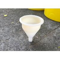 Quality Poly Feeders Hopper Bins Rotomolding Products Small Size Funnel D300*H360 Mm wholesale
