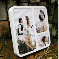 Quality PF (33) acrylic wall mounted photo frame wholesale