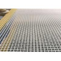 Quality 100% Polyester Industry Conveyor Mesh Belt High Temperature Resistant wholesale