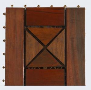 Quality IPE Decking Tiles wholesale
