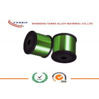 Quality Enamelled  Magnet Copper Nickel Alloy Wire 0.02mm Class 155 / 180 /  200 / 220 Red Green Nature wholesale