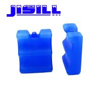 Quality Thin Blue Costomized Gel Filled Ice Packs For Wine Cooler Box wholesale