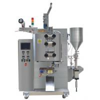 Quality High Precision Sauce Packaging Machine / 3.8KW Power Food Packaging Equipment wholesale