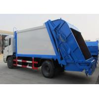 Quality SINOTRUK HOWO Compressed Garbage Collection Truck 5-6CBM LHD 4X2 ZZ1087D3415C180 wholesale