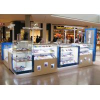 Quality Nice Modern Design Cell Phone Display Case / Mobile Phone Shop Display Counters wholesale