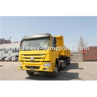 Buy cheap SINOTRUK howo 420hp tractor head / prime mover for hot sale in zambia product