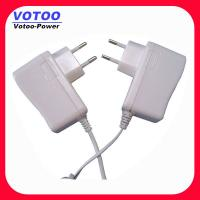 Quality OEM ODM Wall Mount AC / DC switching Power Adapter 5V 2A DC Connector 5.5mm x 2.1mm wholesale