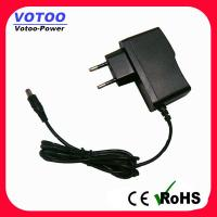Buy cheap 9V 1A Switching Power Supply Adapter Input High efficiency with AUS plug from wholesalers