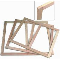 Quality Different Thickness Pine Wooden Stretcher Bars 2 Pcs Shrink Wrapped wholesale