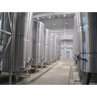 Quality SS304 Varible Wine Fermentation Tank Grape Wine Fermenter (ACE-FJG-1B) wholesale