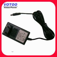 Quality European Plug 24V 1A Wall Mount Notebook Switching Power Adapter For UK Plug wholesale